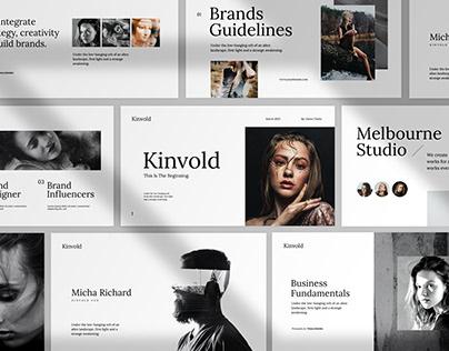 KINVOLD - Keynote Template