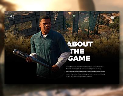 Grand Theft Auto V Design Concept