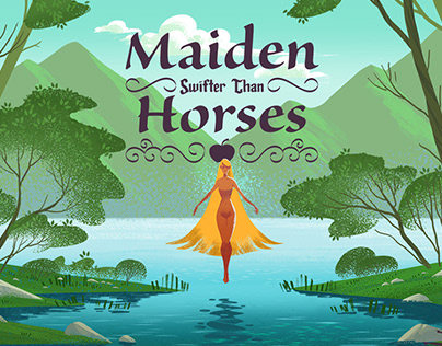 MAIDEN SWIFTER THAN HORSES