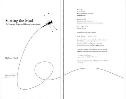 Stirring the Mud Book Cover and Interior Design