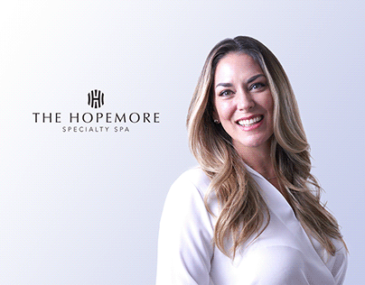 The Hopemore Specialty Spa Website Design