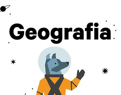 Geografia I (textbook redesign)