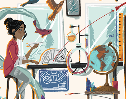 Doodle For Google entry - 2019