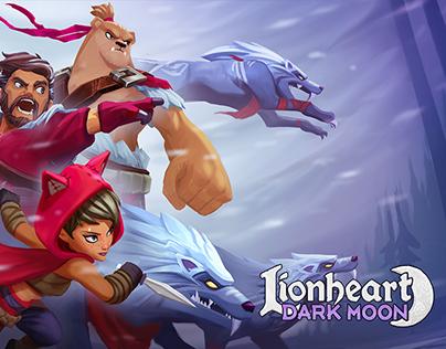 Lionheart - Dark Class