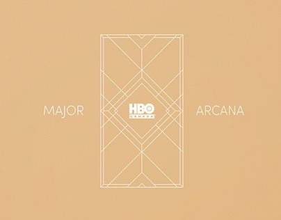 HBO Canada – Major Arcana Tarot Cards