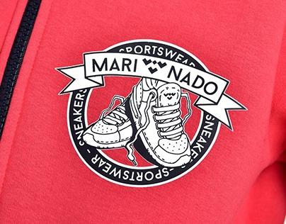 Принт для детской спортивной одежды Mari-Nado