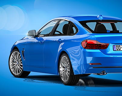 BMW 3D Viz & Compositing