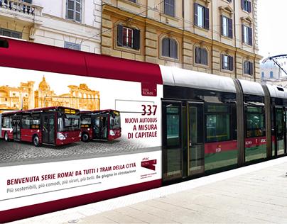 Roma Servizi per la Mobilità / Advertising