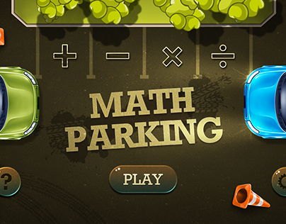 Math Parking Android Game