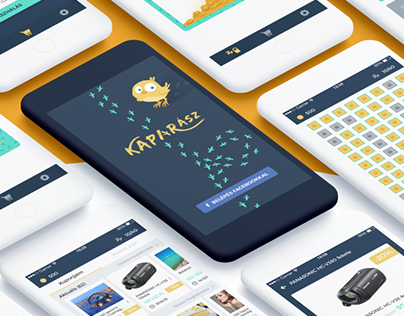 Kaparász | Coupon application