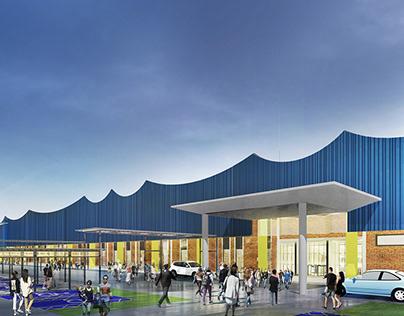 Serai Wangi Community Mall