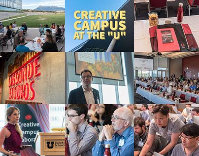 Creative Campus Collaboration at the University of Utah