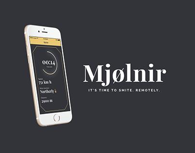 Mjølnir App