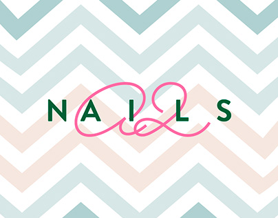A2 Nails. Logo & Identity.