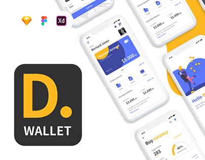 Deeper Wallet - Light Kit