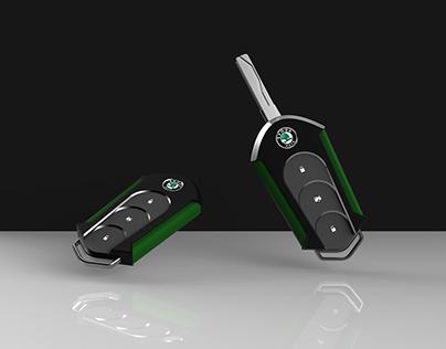 Skoda Smart Key