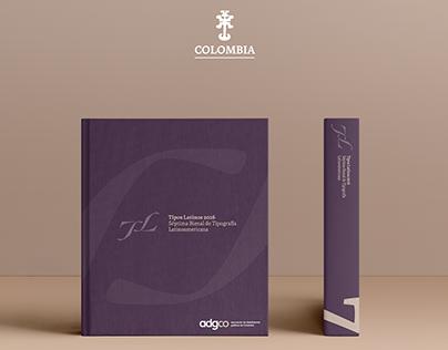 BTL 2016 Typography Works Catalogue | Editorial Design