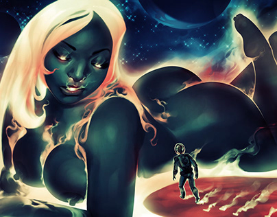 Lust in Space 3