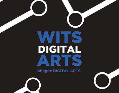 Wits Digital Arts Rebrand