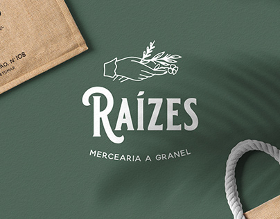 Raízes - Mercearia a granel
