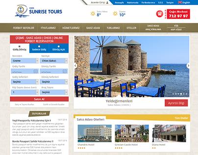 Chios Sun Rise Tours