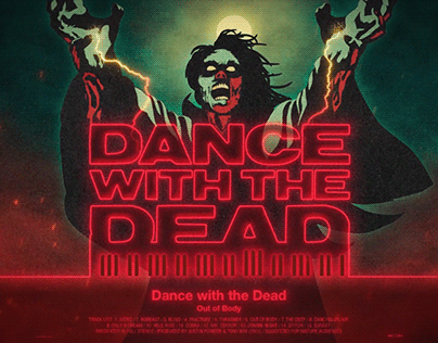 Animated Album Cover | Dance With The Dead