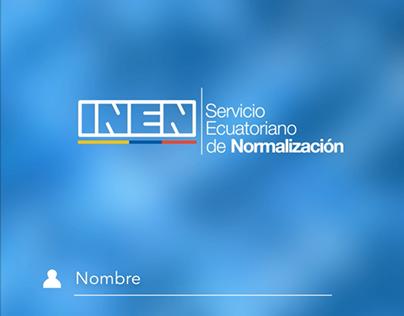 UI Prototyping INEN