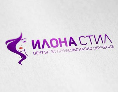 Ilona style Logo design