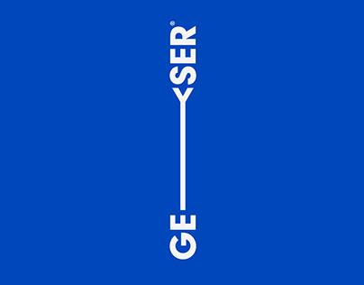 Geyser — Visual Identity