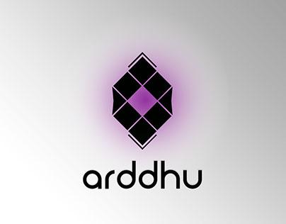 """Logo """"Arddhu"""""""