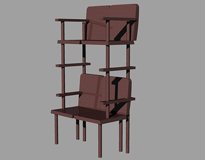 Bunk Chair (Concept Design)
