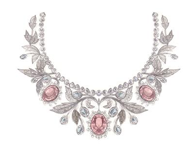 Artwork for the Branding of Jewels & Juliet