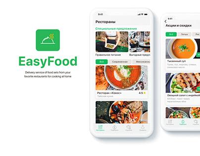 Food Delivery App - UI/UX Case Study