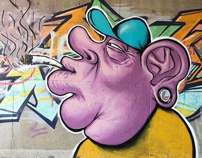 Graffiti and Street art stuff