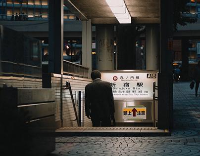 Street Story of Tokyo