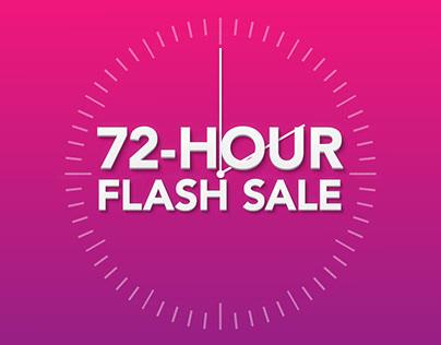 Email Marketing: Flash Sale Offer