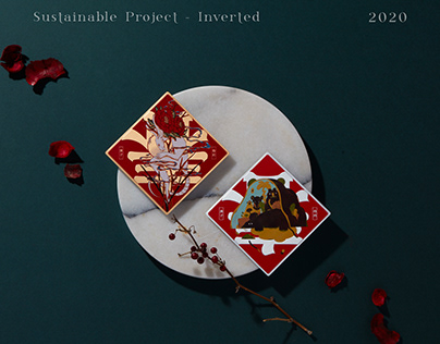 Sustainable Project 2020 庚子「春到帖」