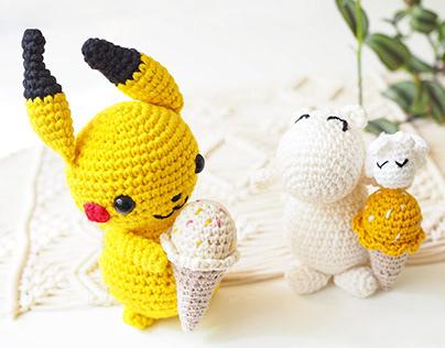 Pika-Pikachu!