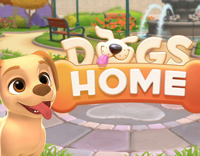 Dogs Home: UX Design Process