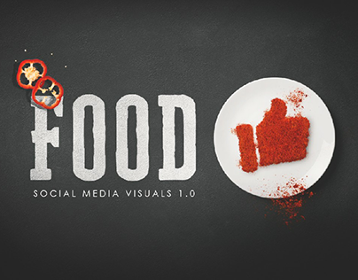 Food - Social Media Visuals