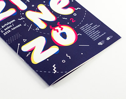 ZINEZŐ 180 - Design Periodical