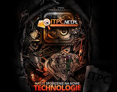 ITPC - print tshirt design