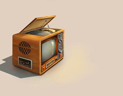 TV-vinil