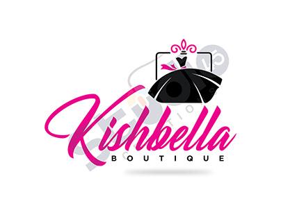 KISHBELLA BOUTIQUE / LOGO
