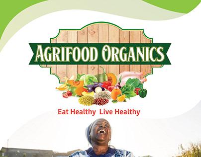 Agrifood Organics Branding