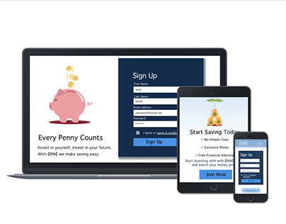 Currency: Online Savings & investment