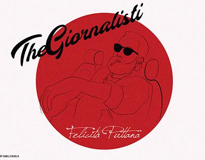 Fan Art | Cover Album | TheGiornalisti
