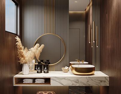 Luxury Toilet