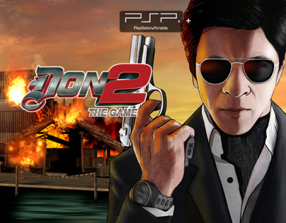 DON 2: The Game PSP & PS2