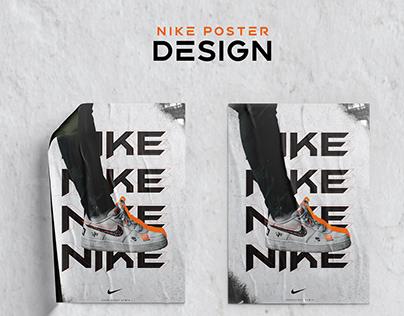 NIKE POSTER I Poster Design